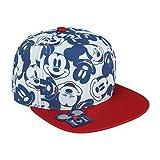 Disney Topolino 2200002890 Cappello Snapback Visiera 361878f558be