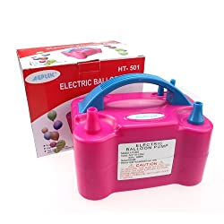 VelVeeta Electric Air Pump For Balloons