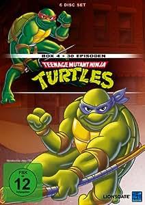 Teenage Mutant Ninja Turtles - Box 4 [6 DVDs]