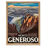 Wee Blue Coo LTD Travel Tourism Mount Generoso Lake Lugano