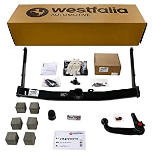 Westfalia 305407900113 de remorquage amovible vertical