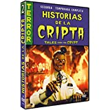 Historias de la Cripta Temporada 2 DVD doble Tales from the Crypt Season 2
