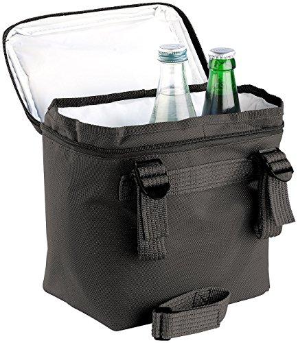 PEARL Kühlbox Fahrrad: Kühltasche fürs Fahrrad, 5 Liter (Kühltasche Gepäckträger)