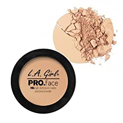 (3 Pack) LA GIRL PRO Face Powder - Fair