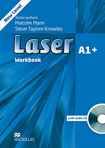 Laser A1+: Workbook without Key + Audio CD Pack