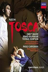 Tosca: Opernhaus Zurich (Carignani) [Blu-ray] [2014] [NTSC]