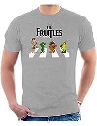 The Fruitles Abbey Road Frutties Beatles Men's T-Shirt