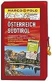 Produkt-Bild: MARCO POLO Kartenset Österreich, Südtirol 1:200 000 (MARCO POLO Karten 1:200.000)