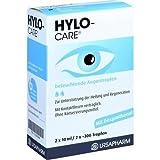 Hylocare Augentropfen 2x10ml, 1er Pack (1 x 20 ml)