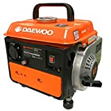 Daewoo GDAA980 - Generatore a benzina, 63 cc, 720 W