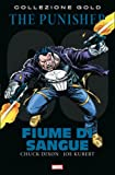 Marvel Gold Punisher Fiume Di Sangue