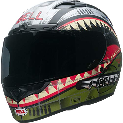 BELL casco QUALIFIER DLX MIPS DEVIL MAY CARE OLIVE MATT XS