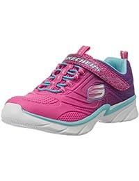 Skechers Girl's Swirly Girl- Shine Vibe Sneakers