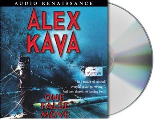 One False Move by Alex Kava (2004-07-23)