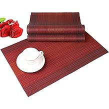 Suchergebnis Auf Amazon De Fur Tischset Rot Abwaschbar