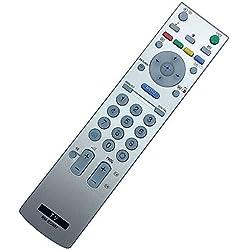 allimity RM-ED007télécommande de Remplacement pour Sony Kdf50e2000Kdf-50e2000Kdf50e2010Kdf-50e2010Kdl15g2000KDL-15G2000Kdl20g2000Kdl-20g2000Kdl20s2000Kdl-20s2000Kdl20s2020Kdl20s2030TV