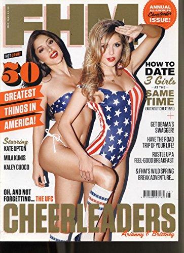 FHM Magazine - April 2013 Mbox1914 Charlie Webster