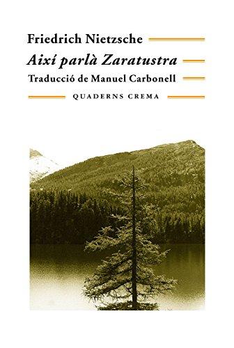Així parlà Zaratustra (Biblioteca Mínima) por Friedrich Nietzsche