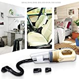 #9: The Virgo 12V Car Vacuum Cleaner Super Suction Wet And Dry Dual Use Vaccum Cleaner
