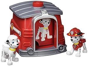 Patrulla Canina - Pup 2 Héroe Playset de Marshall (Bizak 61921666)