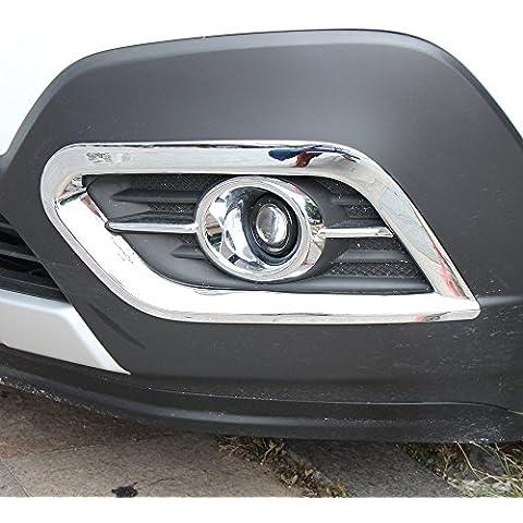 Cromo–Styling exterior Decoración delanteros y antiniebla para techos passen Opel Opel Mokka Buick Encore