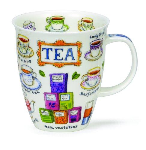 DUNOON nevis tasse motif tEA