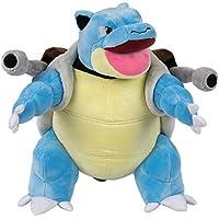 """Pokémon Plüsch """"Turtok"""", Hochwertiges Stofftier zum Spielen und Sammeln ab 3 Jahre, Extra groß 35 cm"""