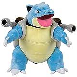 Pokémon Plüsch Turtok, Hochwertiges Stofftier Zum Spielen und Sammeln ab 3 Jahre, Extra groß 35 cm