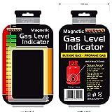 Magnetische Gasstandsanzeige / Füllstandanzeige für Haus, Wohnmobil, Grillen