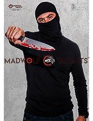 "Silueta realista para tiro táctico - ""Terrorista"" (84,1 x 59,4 cm) (Pack 20 siluetas )"