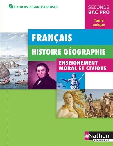 Telecharger Francais Histoire Geographie Emc 2e Bac Pro