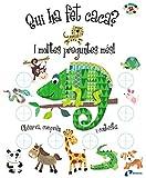 Qui ha fet caca?: I moltes preguntes més! (Catalá - A Partir De 0 Anys - Projecte De 0 A 3 Anys - Llibres Lògics)