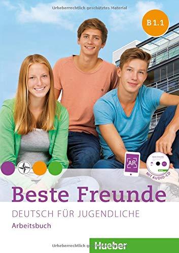 BESTE FREUNDE B1.1 Arb.+CD-ROM(ejerc.) (BFREUNDE)