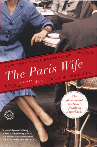 Book cover for The Paris Wife
