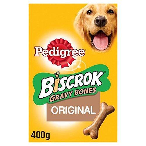 Raza biscrok salsas huesos perro tartas