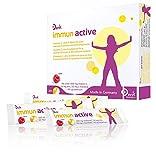 Denk immun active - Unterstützt das Immunsystem mit Vitamin C, Zink & Selen - 20 Direktsticks