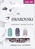 Swarovski Nail Art Loose Crystals - Neutral 3 SS9