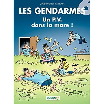 Les Gendarmes: Un P.V. dans la mare !