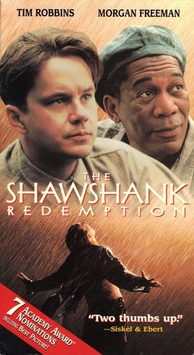The Shawshank Redemption [VHS]