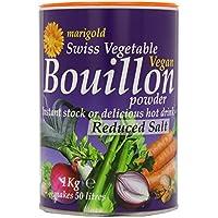 Marigold - Swiss Vegan Bouillon - Bajo en sal - 1 kg