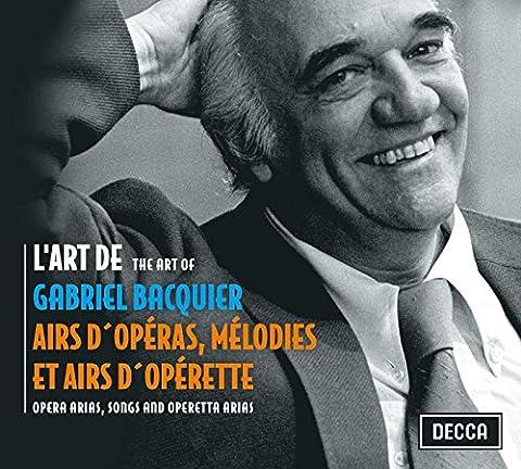Louis Bauge - L'Art De Gabriel