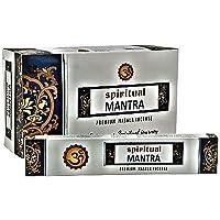 Räucherstäbchen Sri Durga–Spiritual Mantra–12Packungen mit je 15g preisvergleich bei billige-tabletten.eu