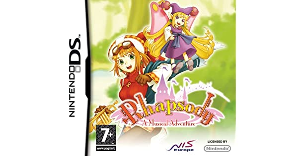 Rhapsody: A Musical Adventure (Nintendo DS): Amazon co uk