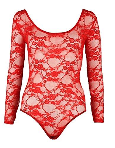Fast Fashion -  Body  - Donna rosso