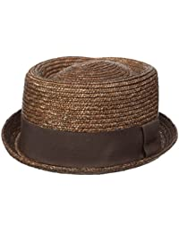 Kangol Wheat Braid Porkpie, Chapeaux Pork-Pie Mixte