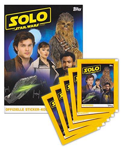 SOLO: A Star Wars Story Topps álbum