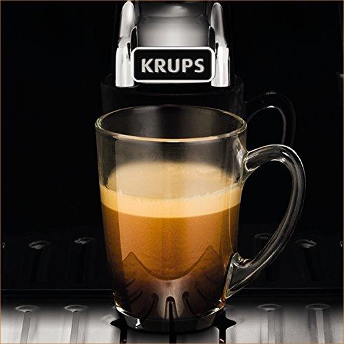 51m9aBsayoL. SS500  - Krups Arabica Digital, Bean to Cup, Coffee Machine, Black