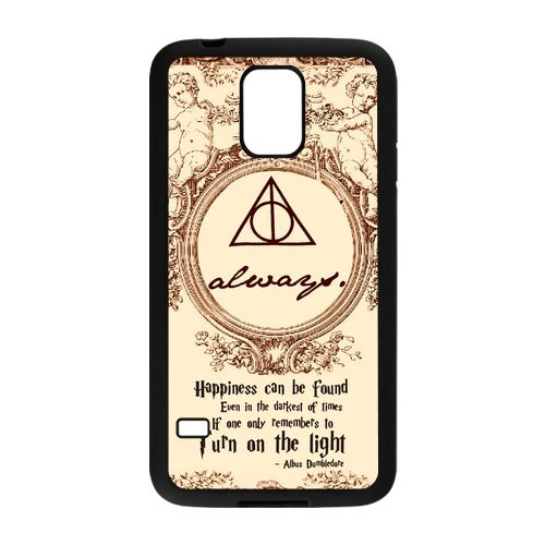 Harry Potter Design Hülle für das Samsung Galaxy S5,Personalized Hülle fuer Galaxy S5 Zoll,Customize Harry Potter Phone Case Handy Schutzhuelle Tasche Schale Fall Etui back cover für Samsung Galaxy S5 (Potter Case Galaxy Harry Phone S5)