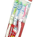 Colgate Max White Medium Toothbrush 3 Pack