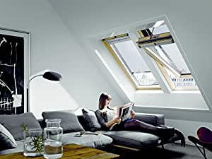 VELUX INTEGRA Solarfen. GGL UK08 316630, Kief.end. EN.-STAR Kupfer 134x140